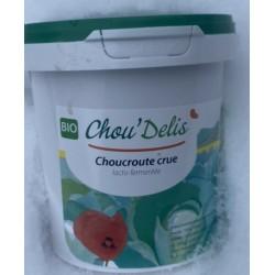 Choucroute crue bio  d Alsace